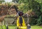 Paramoteur complet avec équipement